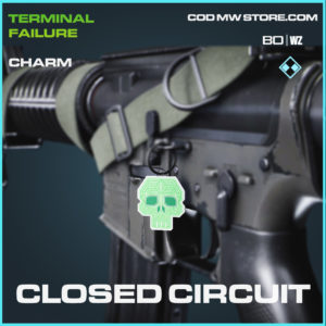 Cloesd Circuit charm in Call of Duty Black Ops Cold War and Warzone