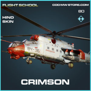 Crimson Hind Skin in Call of Duty Black Ops Cold War