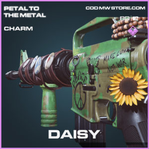 Daisy CHarm in Call of Duty Black Ops Cold War and Warzone