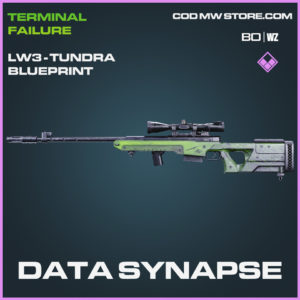 Data Synapse LW3 - Tundra skin epic blueprint in Call of Duty Black Ops Cold War and Warzone