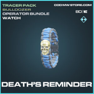 Death's Reminder watch in Call of Duty Black Ops Cold War and Warzone