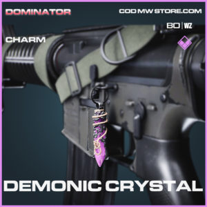Demonic Crystal Charm in Call of Duty Black Ops Cold War and Warzone