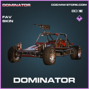 Dominator FAV Skin in Call of Duty Black Ops Cold War and Warzone