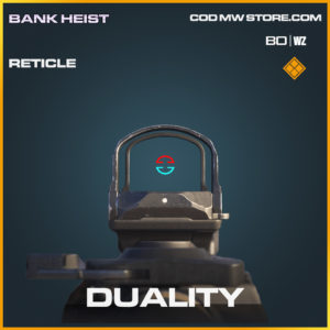 Duality Reticle in Call of Duty Black Ops Cold War & Warzone