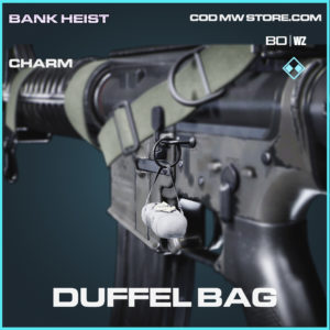 Duffel Bag charm in Call of Duty Black Ops Cold War & Warzone
