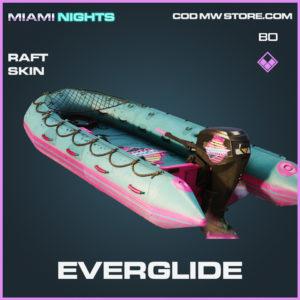 Everglide Raft Skin in Black Ops Cold War