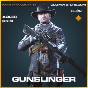 Gunslinger Adler Skin legendary call of duty black ops cold war and warzone item