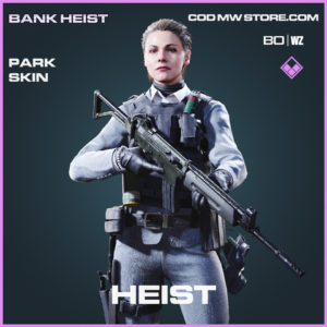 Heist Park Skin in Call of Duty Black Ops Cold War & Warzone