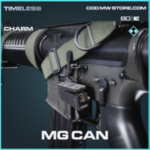 MG Can charm in call of duty black ops cold war and warzone