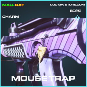 Mouse Trap charm in Call of Duty Black Ops Cold War and Warzone