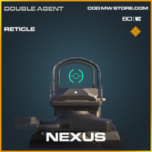 Nexus Reticle for Call of Duty Black Ops Cold War & Warzone