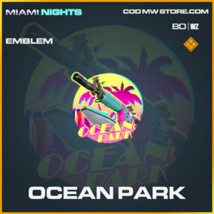 Oean Park emblem in Black Ops Cold War & Warzone