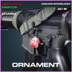 Ornament Charm in Call of Duty Black Ops COld War and Warzone
