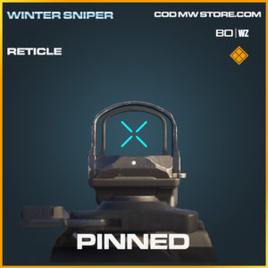 Pinned Reticle in Call of Duty Black Ops Cold War, Modern Warfare and Warzone