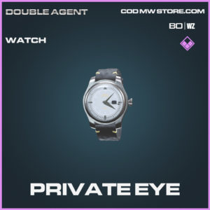 Private Eye watch Call of Duty Black Ops Cold War & Warzone