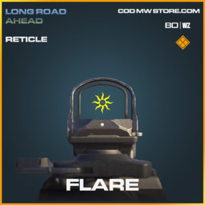 Flare Reticle Call of Duty Black Ops Cold War and Warzone