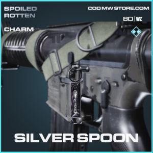 Silver Spoon charm in Call of Duty Black Ops Cold War and Warzone