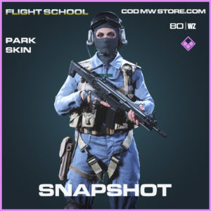 Snapshot Park Skin in Call of Duty Black Ops Cold War and Warzone