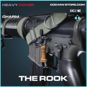 The Rook charm in Call of Duty Black Ops Cold War and Warzone