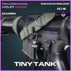 Tiny Tank charm in Call of Duty Black Ops Cold War and Warzone