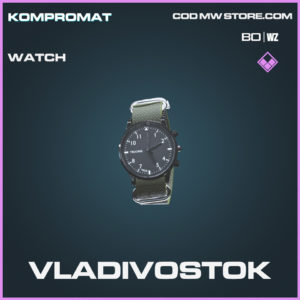 Vladivostok Watch Call of Duty Black Ops Cold War and Warzone