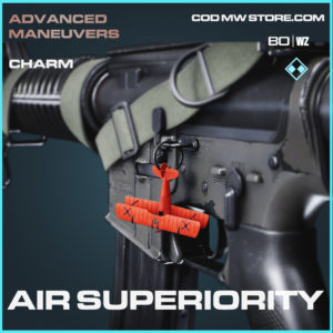 Air Superiority charm in Black Ops Cold War and Warzone