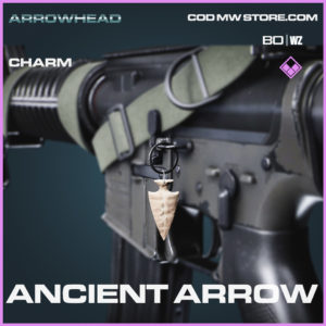 Ancient Arrow charm in Black Ops Cold War and Warzone