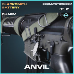Anvil Charm in Black Ops Cold War and Warzone