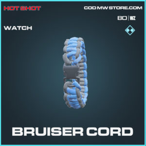 Bruiser Cord watch in Black Ops Cold War and Warzone