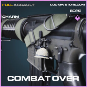 Combat Over charm in Black Ops Cold War and Warzone