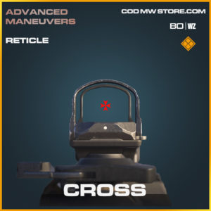 Cross reticle in Black Ops Cold War and Warzone