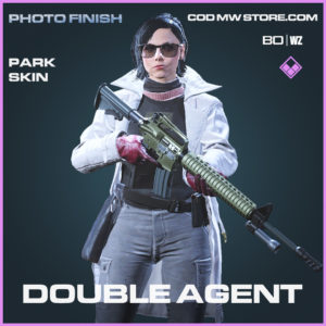 Double Agent Park skin in Call of Duty Black Ops Cold War and Warzone
