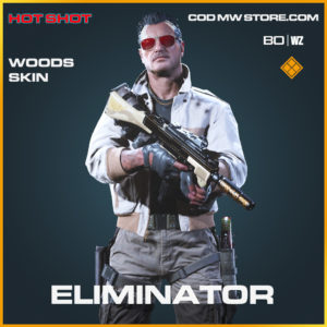 Eliminator Woods skin in Black Ops Cold War and Warzone