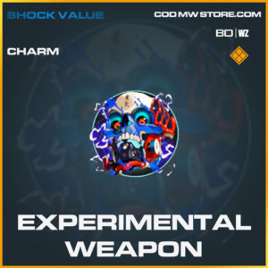 Experimental Weapon charm in Black Ops Cold War and Warzone