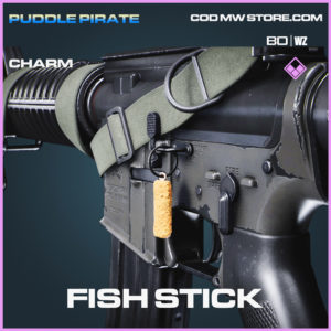 Fish Stick charm in Black Ops Cold War and Warzone