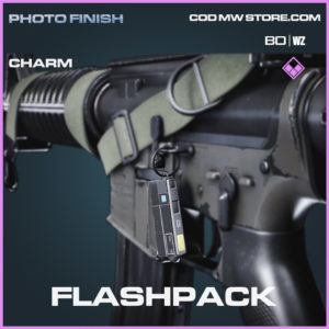 Flashpack charm in Call of Duty Black Ops Cold War and Warzone