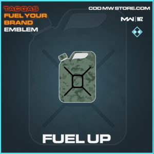 Fuel Up emblem in Modern Warfare and Warzone
