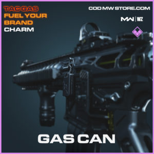 Gas Can charm in Modern Warfare and Warzone