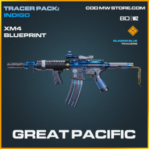 Great Pacific XM4 blueprint skin in Black Ops Cold War and Warzone