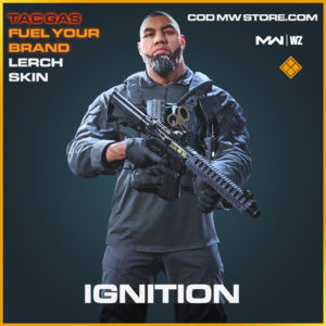 Ignition Lerch skin in Modern Warfare and Warzone