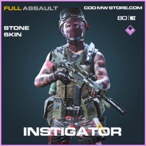 Instigator Stone Skin in Black Ops Cold War and Warzone