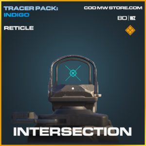 Intersection reticle in Black Ops Cold War and Warzone