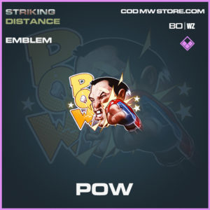 POW emblem in Black Ops Cold War and Warzone