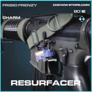 Resurfacer charm in Black Ops Cold War and Warzone