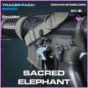 Sacred Elephant charm in Black Ops Cold War and Warzone