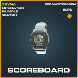 Scoreboard watch legendary in Black Ops Cold War and Warzone
