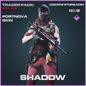 Shadow Portnova skin in Black Ops Cold War and Warzone