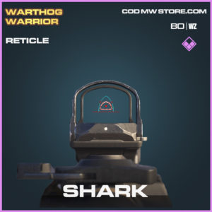 Shark Reticle in Black Ops Cold War and Warzone