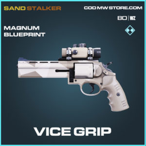 Vice Grip Magnum blueprint skin in Black Ops Cold War and Warzone