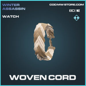 Woven Cord watch in Black Ops Cold War and Warzone